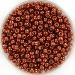 miyuki rocailles 8/0 - duracoat galvanized dark berry