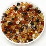 miyuki rocailles 8/0 - mix golden grains