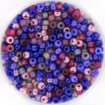 miyuki seed beads 8/0 - happy