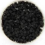 miyuki sharp triangle 8/0 - matte black
