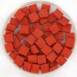miyuki tila 5x5 mm - opaque matte terra cotta