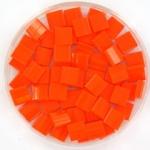 miyuki tila 5x5 mm - opaque orange