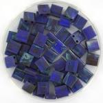 miyuki tila 5x5 mm - opaque cobalt picasso
