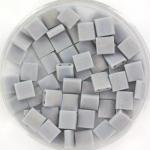 miyuki tila 5x5 mm - opaque matte ab gray