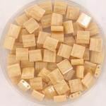 miyuki tila 5x5 mm - ceylon light caramel