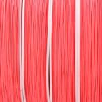 nylon cord 0.8 mm - neon pink