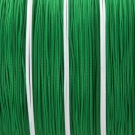 nylon cord 0.8 mm - grass green