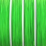 nylonkoord 0.8 mm - fel groen