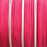 nylonkoord 0.8 mm - roze