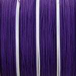 nylon cord 0.8 mm - purple