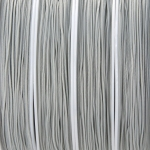 nylon cord 0.8 mm - grey