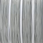 nylonkoord 0.8 mm - grijs