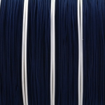 nylon cord 0.8 mm - dark blue