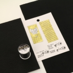DIY Kit bead embroidery - basic black