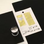 Basispakket bead embroidery - basic zwart