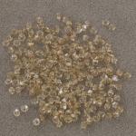 preciosa bicone 3 mm - crystal honey