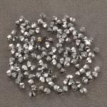 preciosa bicone 4 mm - crystal labrador full