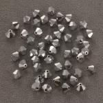 preciosa bicone 6 mm - crystal labrador full