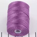 c-lon bead cord 0.5mm - azelea