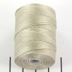 c-lon bead cord 0.5mm - beige