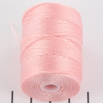 c-lon bead cord 0.5mm - bubblegum