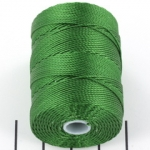 c-lon bead cord 0.5mm - green