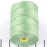 c-lon bead cord 0.5mm - mint