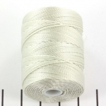 c-lon bead cord 0.5mm - oyster