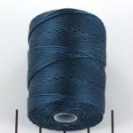 c-lon bead cord - peacock