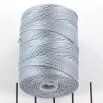 c-lon bead cord 0.5mm - pearl