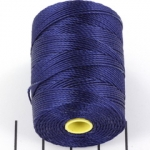 c-lon bead cord 0.5mm - persian indigo