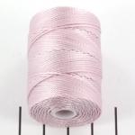 c-lon bead cord 0.5mm - petal