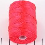 c-lon bead cord - poinsetta