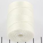c-lon bead cord - white