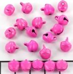 rinkelend belletje 10 mm - roze