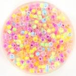 miyuki rocailles 8/0 - mix neon party
