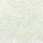 rocailles 12/0 transparant - transparant