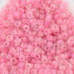 rocailles 8/0 ceylon - roze