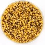 miyuki seed beads 11/0 - mix golden sun