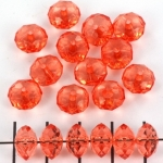 wire 0.70 mm / 22 gauge - coral pink