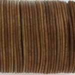 leather 2 mm - naturel tan
