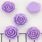 rose 15 mm - lilac purple