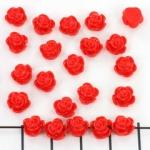 roosje 7 mm - rood