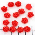 roosje 9 mm - rood