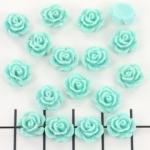 roosje 9 mm - turquoise