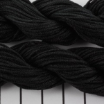 shamballa cord 1 mm - black