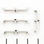 cymbal connector skafi iii - zilver