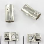 slotje ovaal 25 mm - zilver