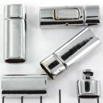 sluiting 32 mm - zilver