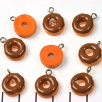 donut - melk chocolade
